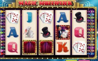 Magic Multiplier: The Magic slot review